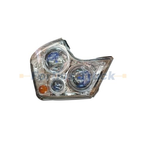 Sinotruk A7 Parts Headlamp Assembly WG9925720001/2