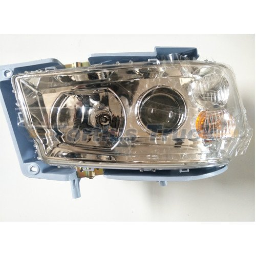 SINOTRUK HOWO Front head light assembly right WG9716720002