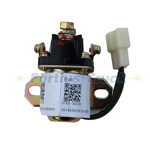 Spare parts Starter relay 37AD-35030 for CAMC Truck