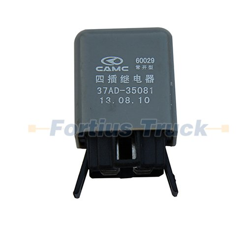 CAMC Truck parts Four-plug relay 37AD-35081