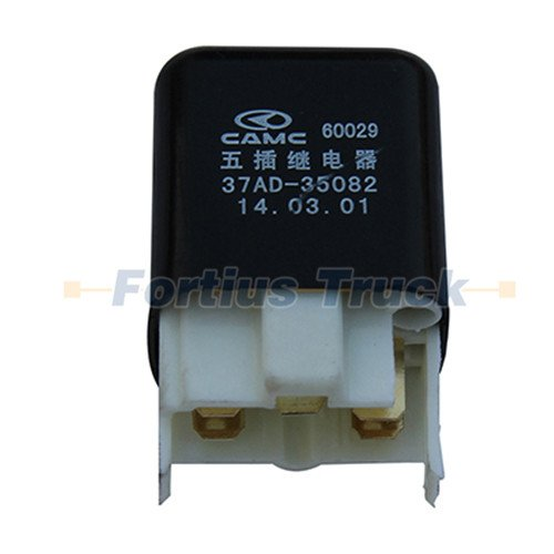 CAMC Truck spare parts Five-plug relay 37AD-35082