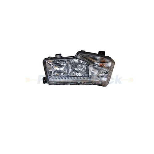 CAMC Truck Left headlamp assembly 41FM-01010