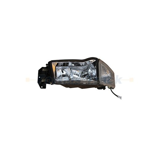 CAMC Truck Left headlamp assembly 41H08-01010