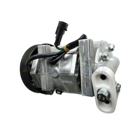 FAW Truck Parts Air Condition Compressor 8103020-DV100