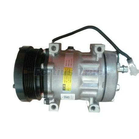 CAMC truck spare parts air condition compressor 81A55R-08010