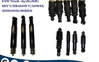 FAW Truck Parts Shock Absorber Catalogue