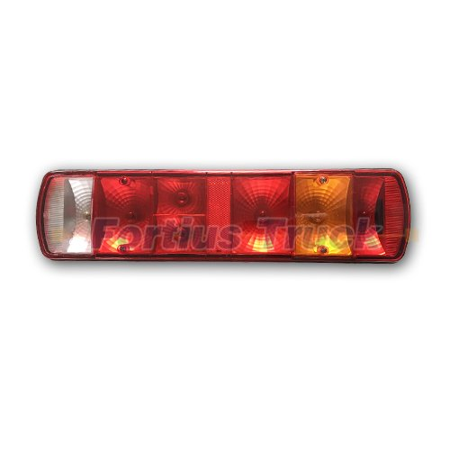 SINOTRUK HOWO spare parts Combination tail lamp WG9719810011