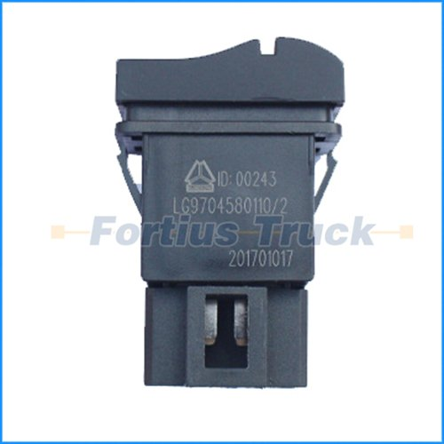 Sinotruk howo truck parts Critical alarm switch LG9704580110