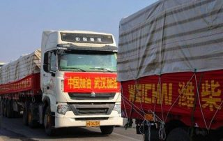 SINOTRUK Supports China's Epidemic And Fights Against COVID-19