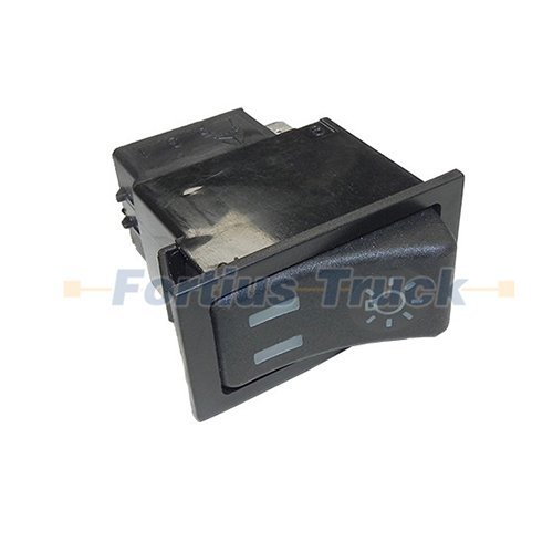 Light switch WG9719582001 - Sinotruk howo truck parts