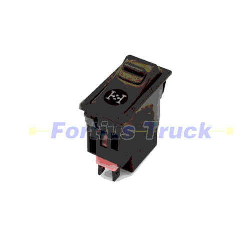 Inter-axle differential switch WG9719582012 - Sinotruk howo truck parts