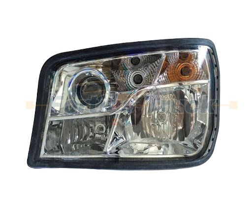 DZ97189723230 Left front combination light for SHACMAN