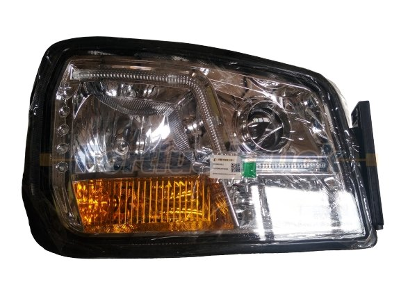 Shacman truck parts Right headlight assembly DZ96189722020