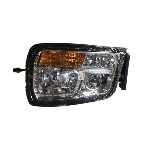 Shacman spare parts headlight assembly front left DZ96189722010