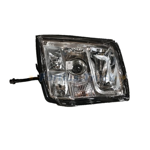 Shacman spare parts headlight assembly front left DZ97189723211