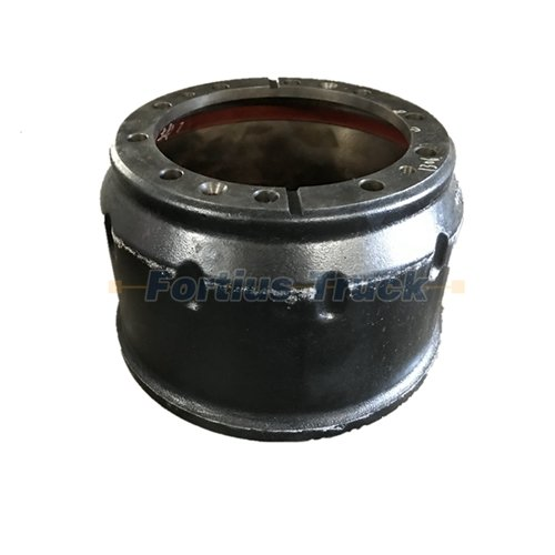 Shacman rear brake drum 81.50110.0144A