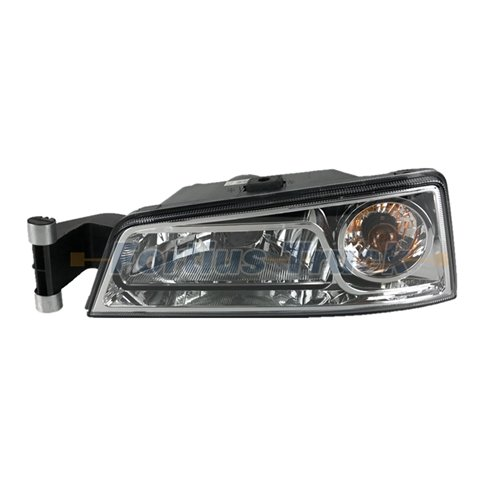 Sinotruk Sitrak C7H truck spare parts headlight front combination light assembly left 812W25320-6001