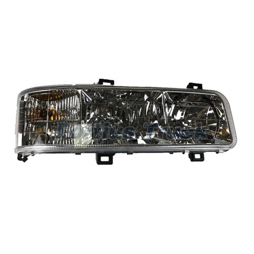 Sinotruk Golden prince spare parts headlight assembly WG91125720002