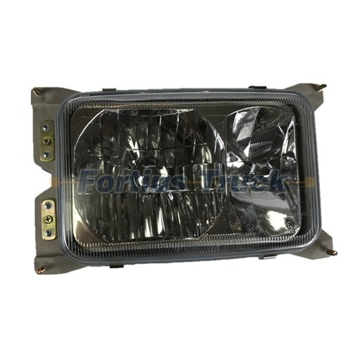 Sinotruk 70 mining truck spare parts headlight assembly WG9100720105