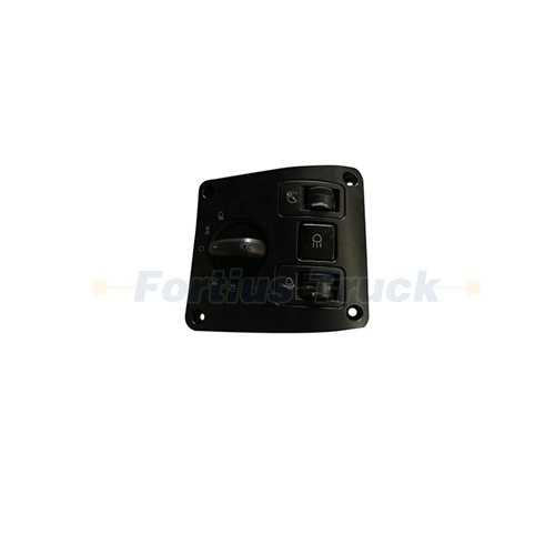 CAMC truck parts Light master switch assembly 37F59D-92050