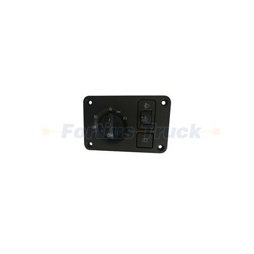 CAMC truck spare parts Main light switch 37M-09020