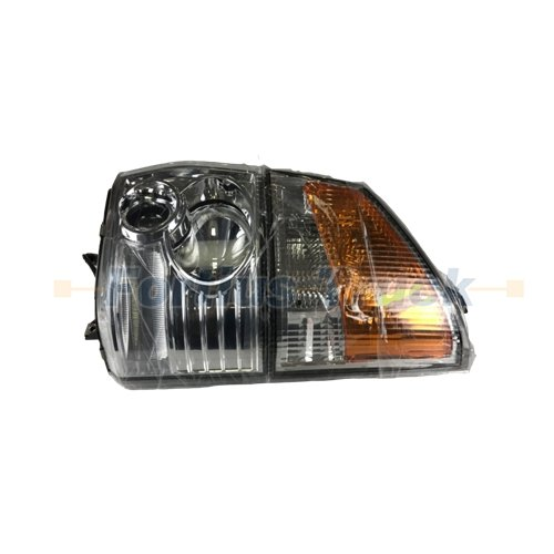 Headlight assembly For FAW SPARE PARTS 3711065-510