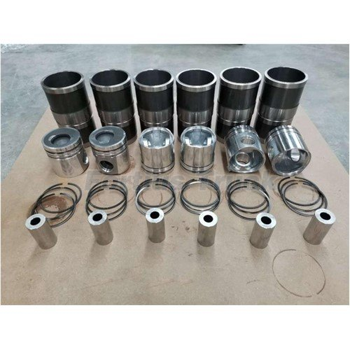 Piston cylinder kit for Cummins 6CT