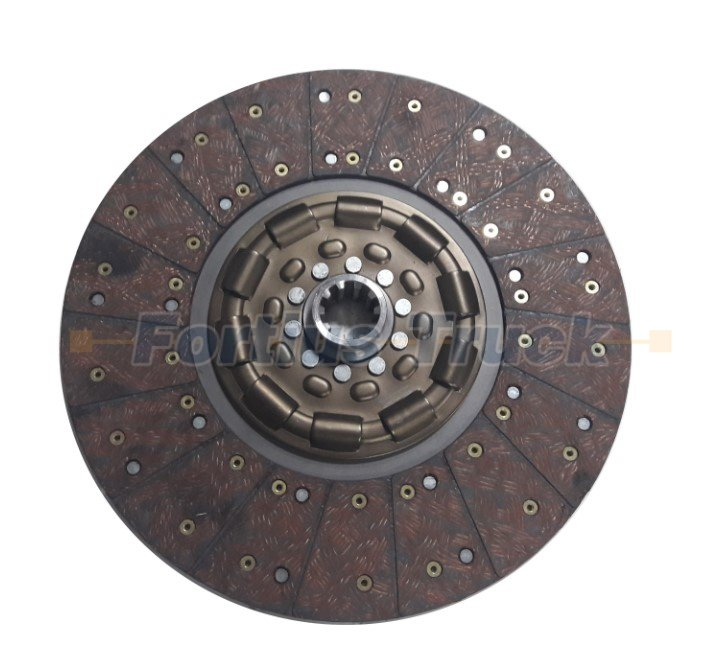 Valeo Clutch Disc DZ1560160012