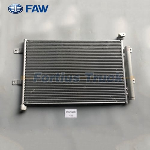 FAW Xindawei truck spare parts 8105015-D9872 Condenser