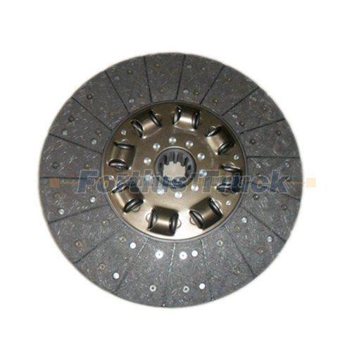 Shancman truck spare parts Clutch Disc DZ1560160020