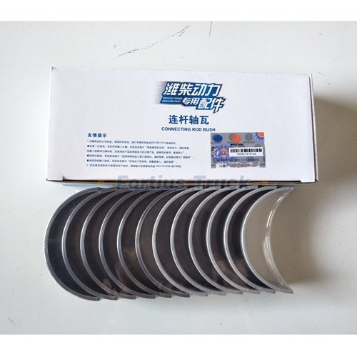 Weichai WD615 Engine Parts Connecting Rod Bearing 61560030033'
