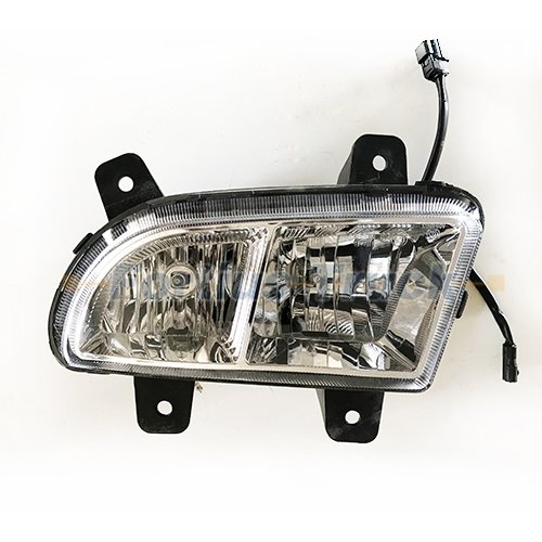 Sinotruk howo truck parts front combination headlight left WG9719720025