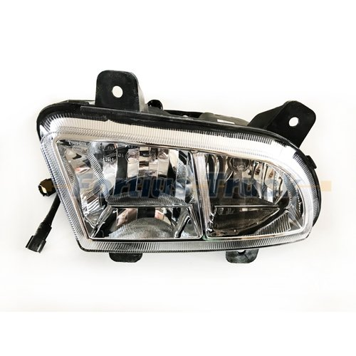 Sinotruk howo truck parts front combination headlight right WG9719720026