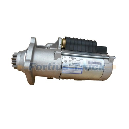 Shaanxi Shacman truck spare parts Starter BY612600090561
