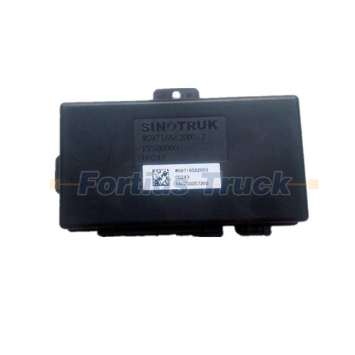 Sinotruk howo spare parts Mini BCU WG9716582002