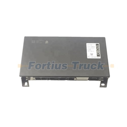 Sinotruk howo spare parts central control unit CBCU WG9716580023
