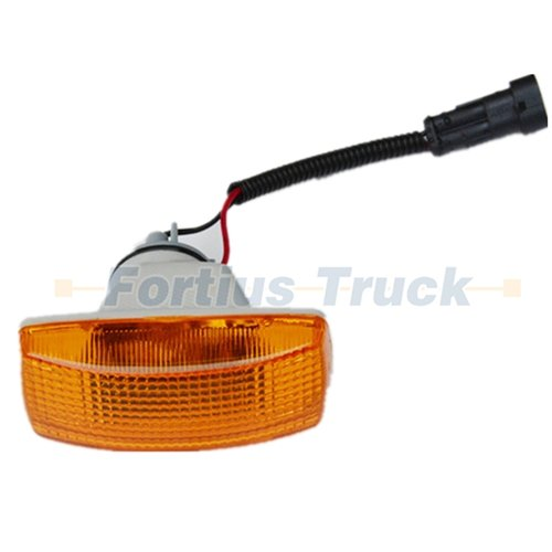 Sinotruck HOWO PARTS Side Turn Signal Lamp WG9925720012