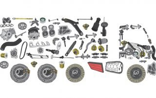 How to choose HOWO TRUCK parts