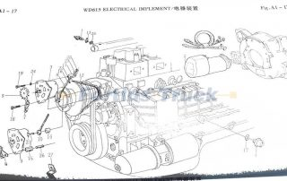 ELECTRICAL IMPLEMENT, SINOTRUK PARTS CATALOGS